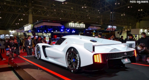 Toyota Le-Mans-2021-Konzeptstudie