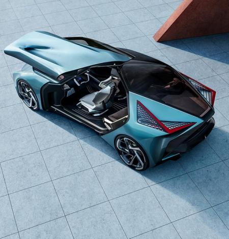Lexus LF-30 Elektrovision