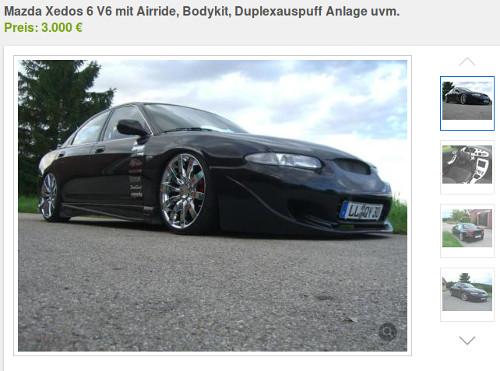 Schnaeppchen: Mazda Xedos 6 V6