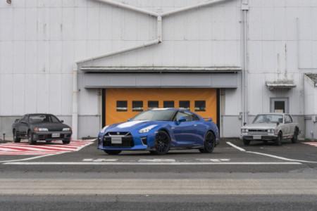 Nissan: feiert 50. Geburtstag des GT-R