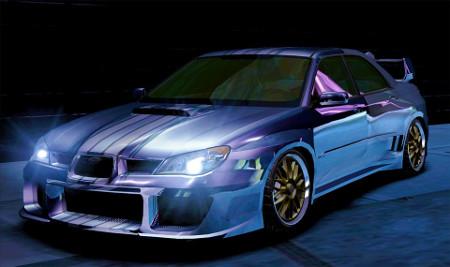 Subaru Impreza: 3D-Version, ohne (C)