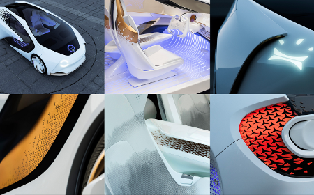 Toyota Concept i - offizielle Photos