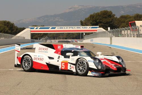 Toyota TS 050 Hybrid Le Mans