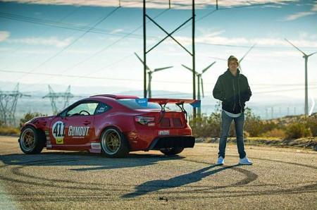 ryan tuerck und sein toyota GT4586 drift